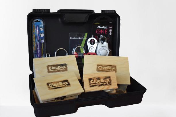 ClueBox edukativni escape room set